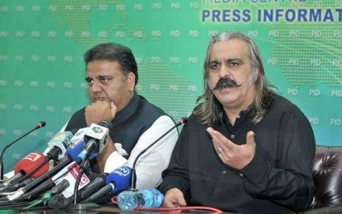 PTI to fulfill promises with Kashmiris : Gandapur