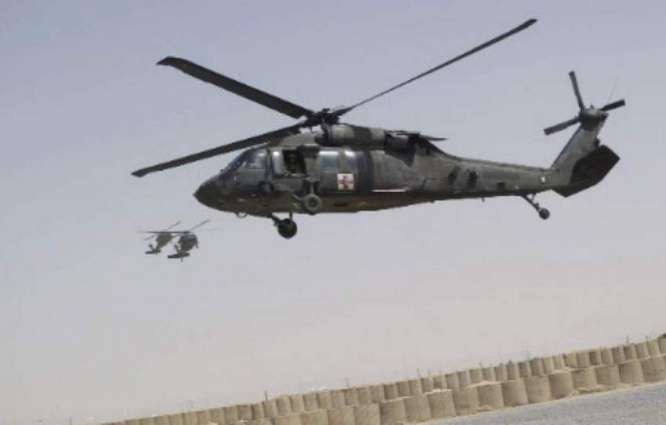 Taliban Claim to Shoot Down Afghan Helicopter In Helmand Province
