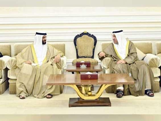 وفد المجلس الوطني الاتحادي يصل إلى الكويت