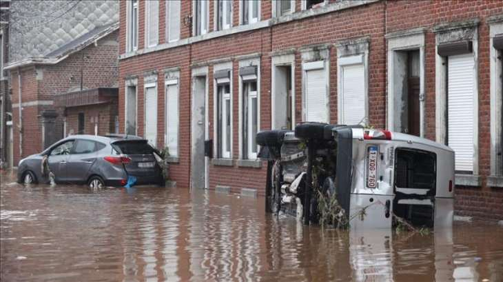 Death Toll From Floods in Belgium Rises to 41 - Authorities