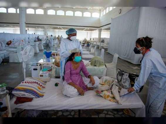 """الهند تسجل أكثر من 43 ألف إصابة جديدة بـ """"كورونا"""""""