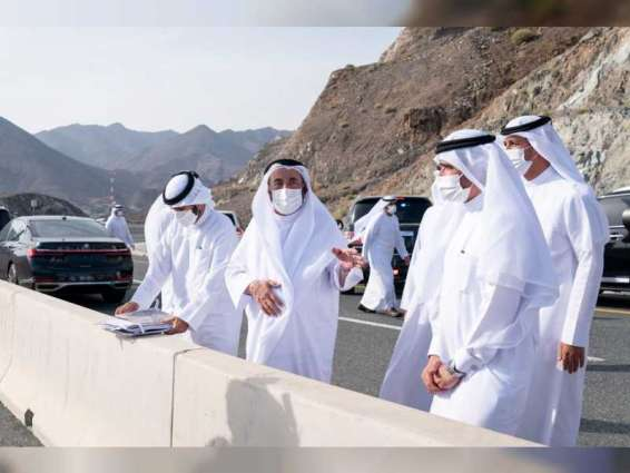 Sharjah Ruler inspects several vital projects in Kalba
