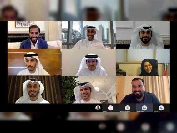 راشد بن حميد يترأس اجتماع مجلس إدارة اتحاد الكرة