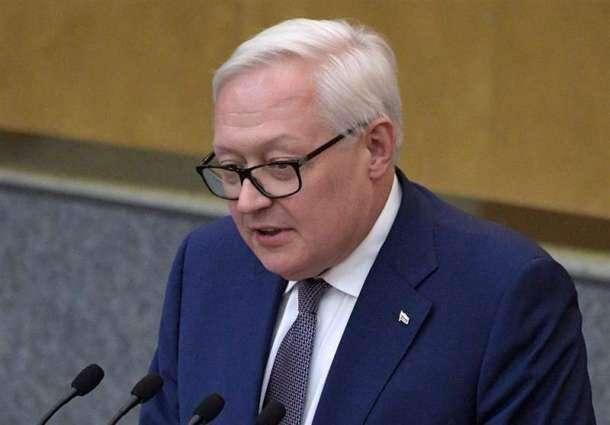 Russia, US Still Have Plenty of Work After Geneva Strategic Stability Talks - Ryabkov
