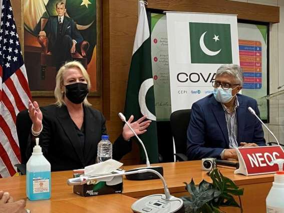 United States Donates Three Million Additional Doses Of The Moderna Covid-19 Vaccine To Pakistan