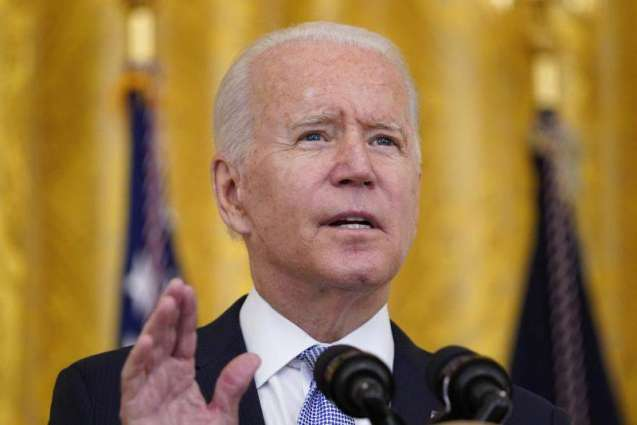 Smoke From Wildfires Affecting Air Quality of States Across US - Biden