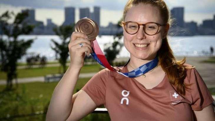 Russia's Zykova, Karimova Win Olympic Silver, Bronze in Women's 50m Rifle 3 Positions