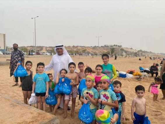 """""""صيف بلا غرق"""" حملة توعوية برأس الخيمة"""