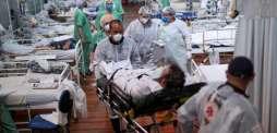 """إصابات """"كورونا"""" في البرازيل تتخطى 20 مليونا"""