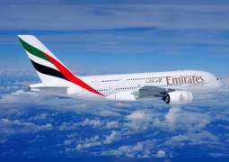 Emirates' home check-in service records over 2,500 users during July travel peak