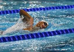 السباح الصاعد يوسف المطروشي أبرز مكاسب الإمارات في أولمبياد طوكيو