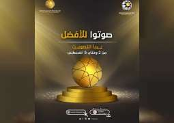 Voting for UAE Pro League Awards to commence on Monday