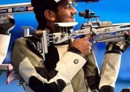 China's Zhang Wins Olympic Gold in 50m Rifle 3 Positions Tournament at Tokyo Games
