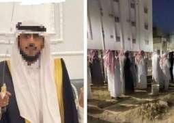 شاب سعودي یقتل عروسہ و یترک جثتھا فی الطریق بمنطقة الطائف