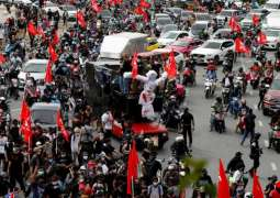 Thai Police Fire Rubber Bullets at Protesters in Bangkok - Reports