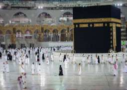 Saudi Arabia opens Umrah pilgrimage to vaccinated worshipers from abroad