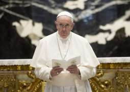 Italian Police Seize Envelope With Bullets Addressed to Pope