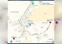 Trucks are allowed to use Al Ain-Dubai Road off-peak hours