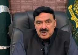 Sheikh Rashid rejects Indian allegation of interference in IOK