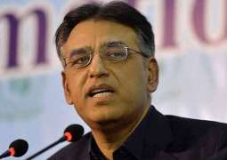 Asad Umar says worst COVID-19 violation was committed by politicians