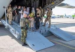 Germany Receives 190 Afghan Evacuees From Tashkent - Airport