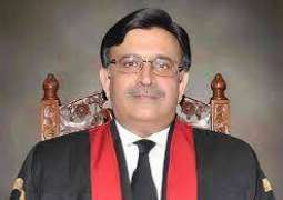 Justice Umar Ata Bandial takes oath as acting Chief Justice of Pakistan