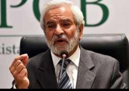 PCB Chairman Ehsna Mani denied extension