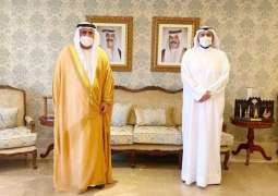 UAE Ambassador meets with Kuwaiti Health Minister
