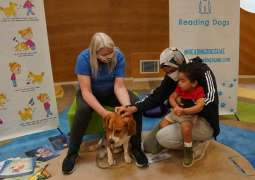 Al Jalila Children's Specialty Hospital launches animal-assisted therapy programme for children