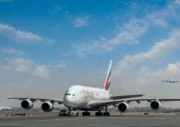 Emirates ramps up operations and boosts connectivity across its network as travel restrictions continue to ease