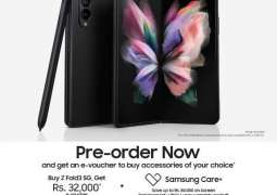 Samsung Galaxy Z Fold3 and Galaxy Z Flip3 are officially available for pre-order in Pakistan!