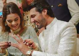 Minal Khan and Ahsan Mohsin Ikran to get married next month