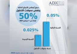 ADX cuts trading commissions by 50%, extends trading hours to enhance market liquidity