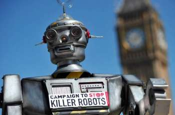 Watchdog Calls on States to Fast-Track Talks on Treaty to Ban 'Killer Robots'