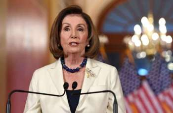US House Speaker Pelosi Urges Fellow Democrats to Support Extension of Eviction Moratorium