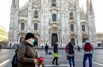 """إيطاليا تسجل 3190 إصابة بـ"""" كورونا """" و23 حالة وفاة"""