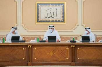 Sharjah Crown Prince chairs SEC meeting, establishes Sharjah Centre for Voluntary Work