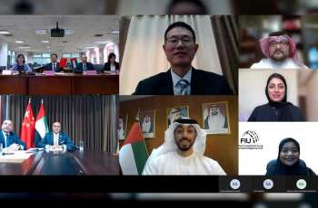 UAE's Financial Intelligence Unit signs MoU with China Anti-Money Laundering Monitoring and Analysis Centre