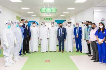 Hamad Al Sharqi lauds role of Mohamed bin Zayed in addressing COVID-19 pandemic