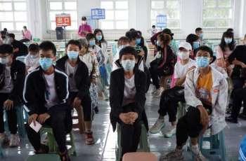China reports 85 new coronavirus cases in 24 hours
