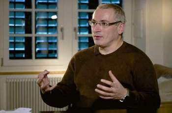 Khodorkovsky's Project 'Open Media' Announces Closure After Russian Watchdog's Ban