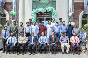 UVAS, PDA jointly holds Dairy Farm Management Training Programme to strengthen dairy sector of Pakistan