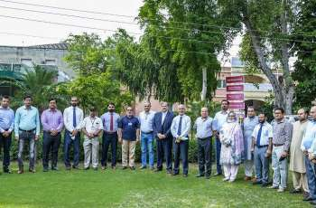 UVAS observes one minute silence to express solidarity with oppressed Kashmiri peoples