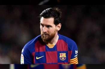 برشلونة يعلن رحيل ميسي عن النادي لأسباب اقتصادية