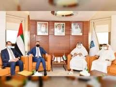 UAE, Iraq discuss proposal to form Emirati-Iraqi business council