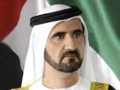 Mohammed bin Rashid leads UAE delegation to Baghdad Summit