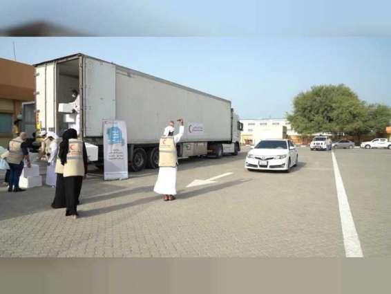ERC's Eid al-Adha sacrificial meat project reaches over 1.4 million people