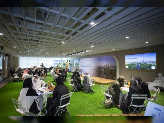 براند دبي وبلدية دبي تختاران 30 إماراتياً لإعادة تصميم 10 حدائق عامة في دبي