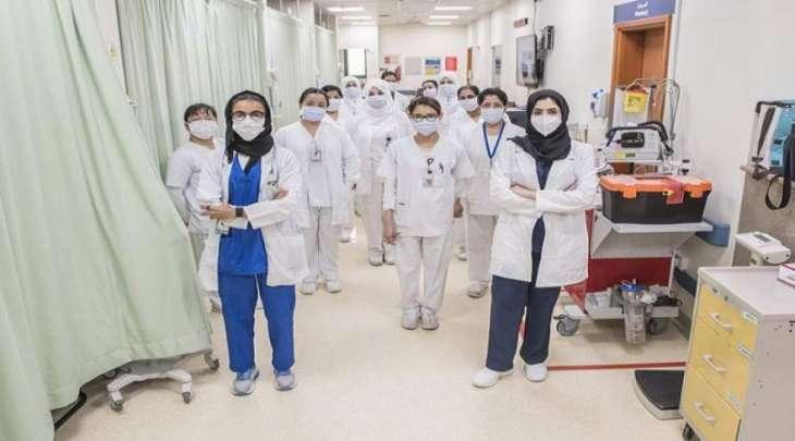 دولة الامارات تقرر منح الاقامة الذھبیة للأطباء المقیمین بالدولة رسمیا