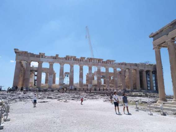 Greece Temporarily Closes Archaeological Monuments as Heat Wave Hits